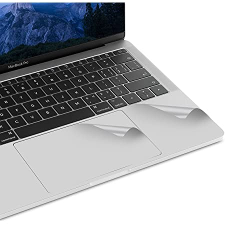 MacBook Pro 13 inch Accessories Space Grey CaseBuy Palm Rest Cover Skin with Trackpad Protector for 2019-2016 Release 13 Inch MacBook Pro with Touch Bar A2159 A1706 A1708 A1989 Protective Skin