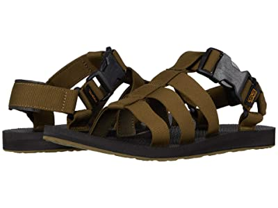 Teva Original Dorado (Dark Olive) Men