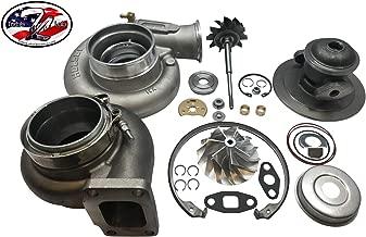Turbo Lab America Holset HX 62mm You Build Complete Turbo Kit