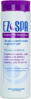 EZ Spa Total Hot Tub Care: Clarifier, Oxidizer, Scale Inhibitor, Balancer - 2 lb. Bottle