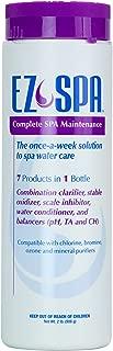 EZ Spa Total Hot Tub Care: Clarifier, Oxidizer, Scale Inhibitor, Balancer - 2 lb. Bottle