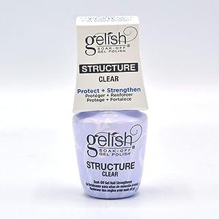 Soak-Off Gel - Structure Gel Clear 0.5oz/15ml