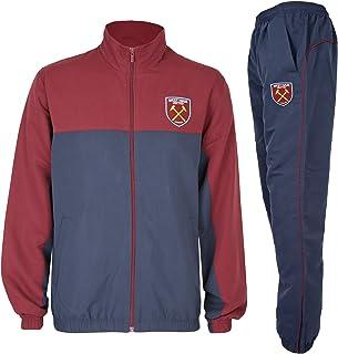 a45f5d96f West Ham United FC - Chándal Oficial para Hombre - Chaqueta y pantalón Largo