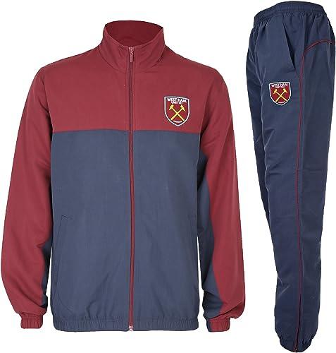 West Ham United FC officiel - Lot veste et pantalon de survêteHommest thème football - homme
