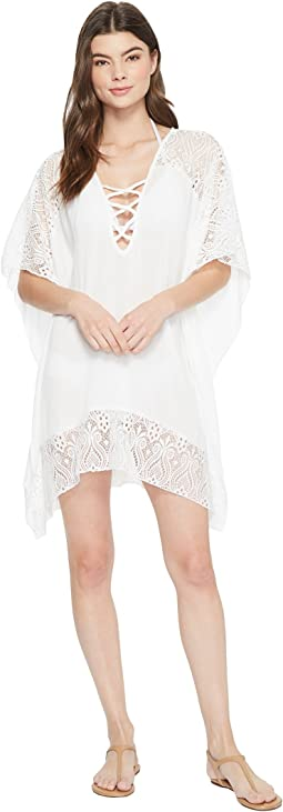 BECCA by Rebecca Virtue Poetic Poncho Cover-Up