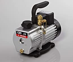 CPS Products VP4S Pro-Set Single Stage Vacuum Pump, 3 cfm, 10 Micron