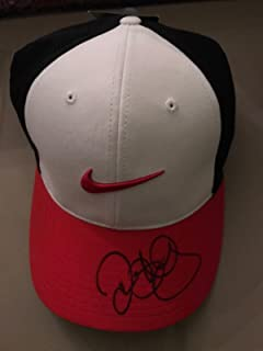 de2caaaf809 Rory McIlroy Autograph Nike Golf Hat. Signed - JSA Certified - Autographed  Golf Hats and