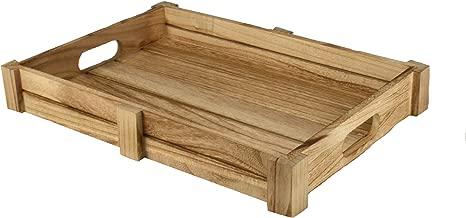 Artland 22108 Mixology Serving Tray, Medium, Wood
