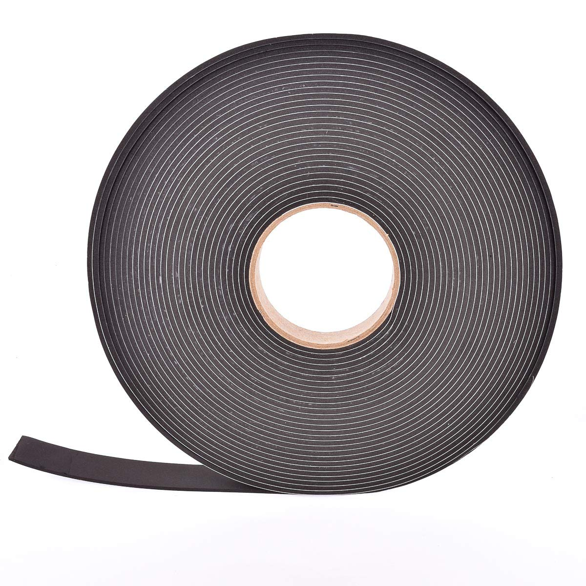Sponge Neoprene El Paso Mall Stripping W Adhesive 1in Thick 1 Free Shipping Cheap Bargain Gift 8in X 50 Wide