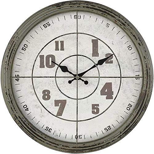 new arrival Elk wholesale discount Lighting wall clock, Brown sale