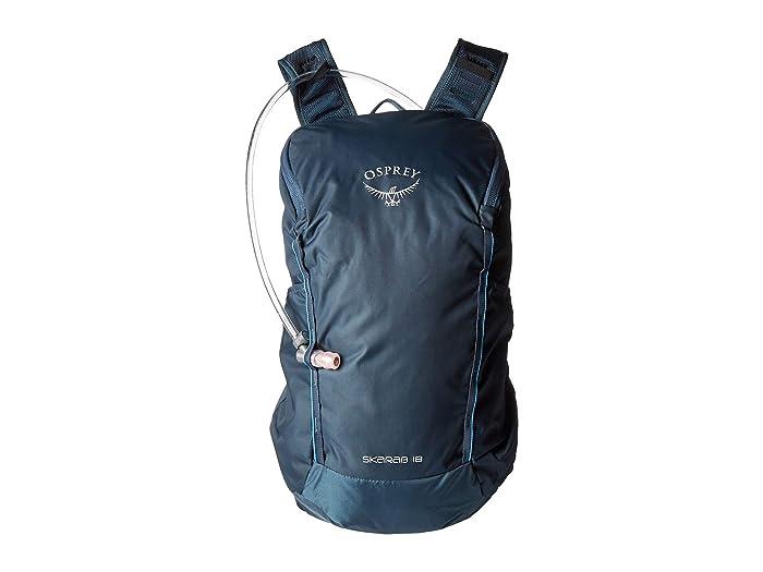 Osprey Skarab 18 (Deep Blue) Backpack Bags
