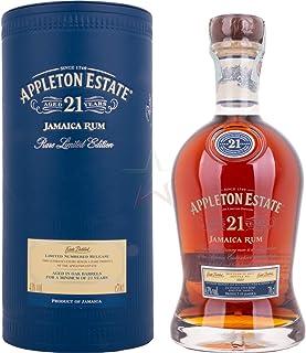 Appleton Estate 21 Years Old Jamaica Rum Rare Limited Edition 43,00% 0,70 Liter