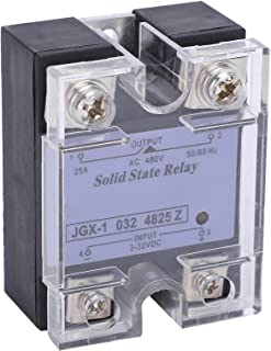 Solid State Relay Board, Solid State Relay Module, 480V Copiers for Industrial Automation Electric Furnace Heating Electri...