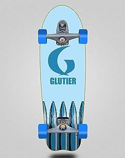 Glutier Surfskate with T12 Surf Skate Trucks. Bull...