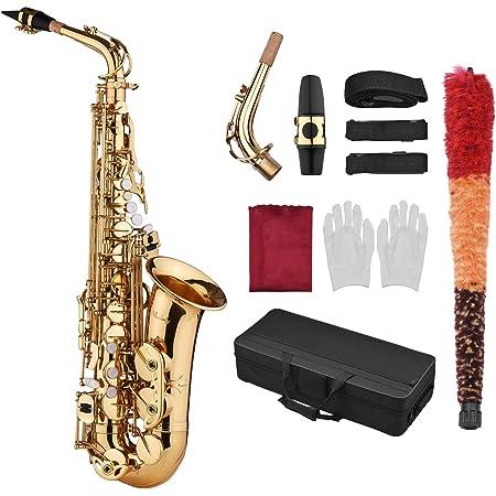 Saxmute Saxophon D/ämpfer Tenor-Saxophon