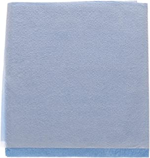 Medline NON24333 Disposable Tissue/Poly Flat Stretcher Sheets, 40