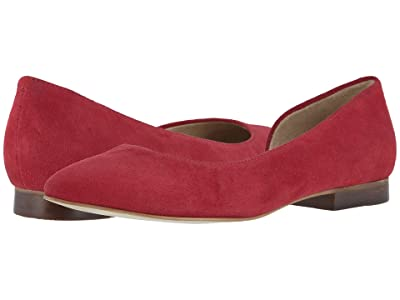 Walking Cradles Raya (Red Suede) Women