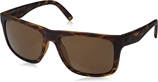 Electric Visual Swingarm XL Matte Tortoise/OHM Polarized Bronze Sunglasses