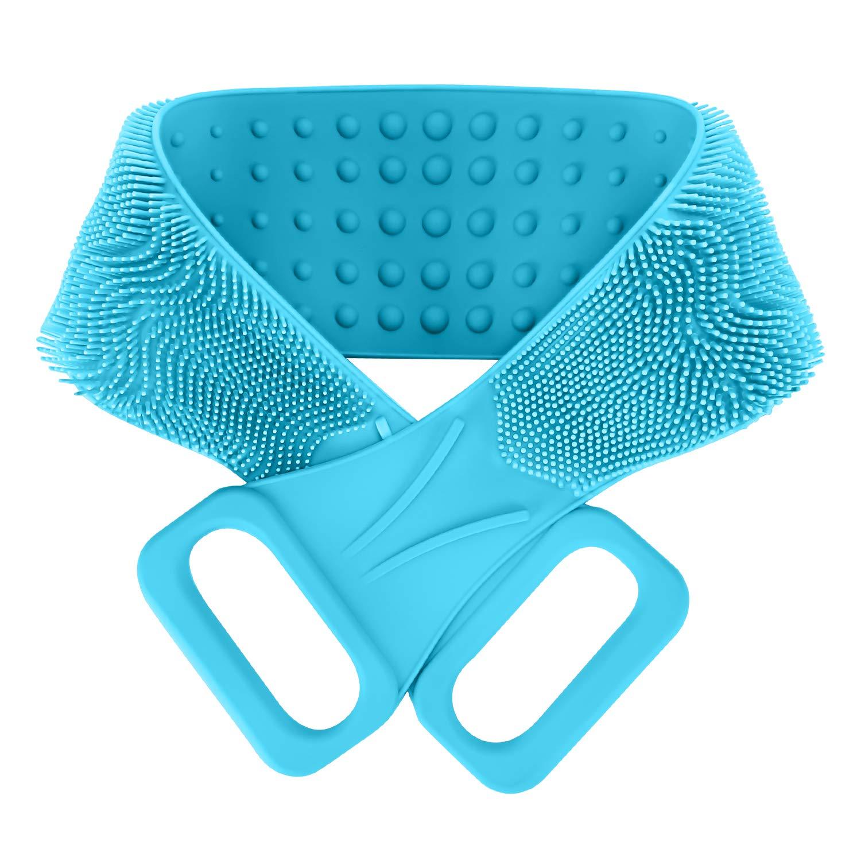 37.4'' Back Scrubber for Shower Food Grade Sil Cohotek Super popular specialty store Cash special price Lengthen