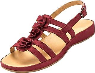 cbd2a9ed952633 Amazon.fr : Pediconfort - Sandales / Chaussures femme : Chaussures ...