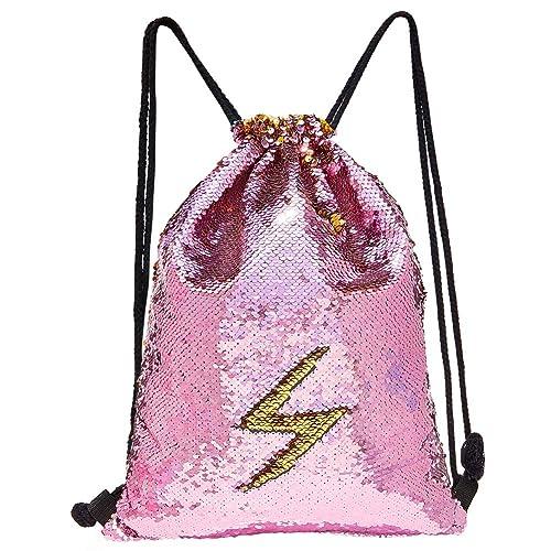 Gym Bag PINK Half-Lattice