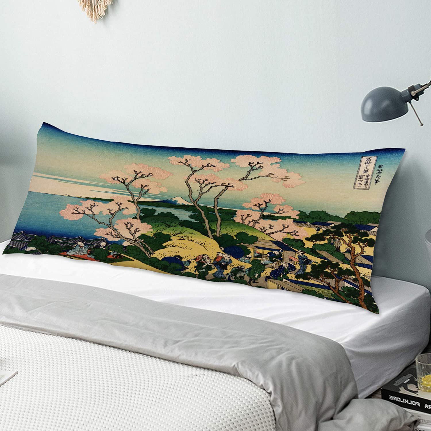 KENADVI Body Pillow Cover Pillowcase Ancient Life Max 76% OFF Japanese Super beauty product restock quality top! Long
