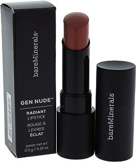bareMinerals Gen Nude Radiant Lipstick, Notorious