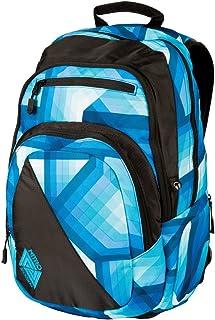 Nitro Stash Rucksack Schulrucksack Schoolbag Daypack Damenrucksack Schultasche schöne Rucksäcke Alltag Fahrradtasche, 29L