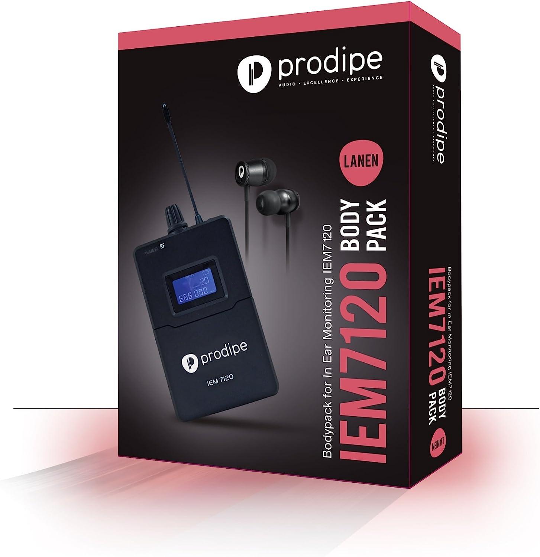 Prodipe In-Ear Audio IEM7120 Monitor BODY Max 65% OFF Cheap super special price