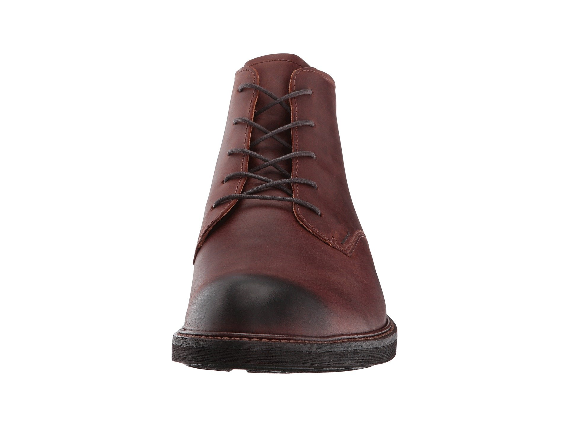 Ecco Kenton Plain Toe Boot At Zappos Com