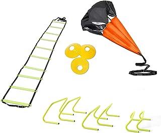 ورزشی ورزش و سرعت و چابکی مجموعه کیت آموزشی Kit