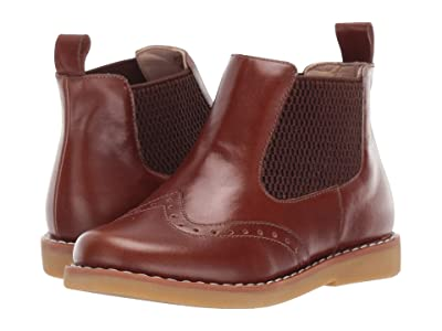 Elephantito LouLou Bootie (Toddler/Little Kid/Big Kid) (Brown) Girl