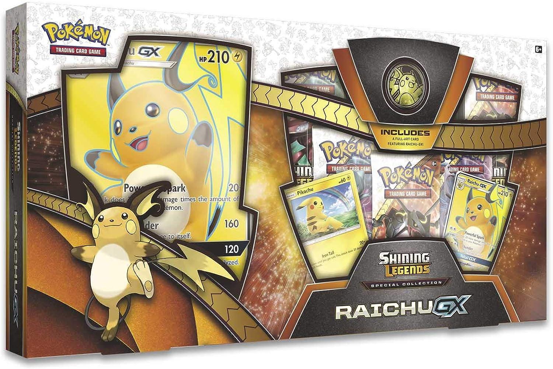 Pokemon POK80363 Shining Legends Raichu GX Sonderkollektion-Box (englische Version) B076HXQZ1W  Elegant | Vorzugspreis