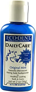 Eco-Dent, Mint Toothpowder, 2 Ounce