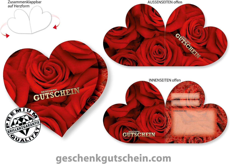 50 Stk. Herz-Gutscheine BL450 für Valentinstag, Muttertag oder einfach aus Liebe B00K5QA6HG   | Am praktischsten