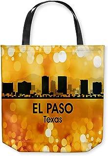 DiaNoche Designs Tote Shoulder Bags by Angelina Vick - City lll El Paso Texas
