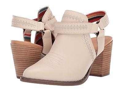 Dingo Concho (Off-White) Cowboy Boots