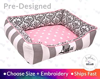 j adore custom pet beds