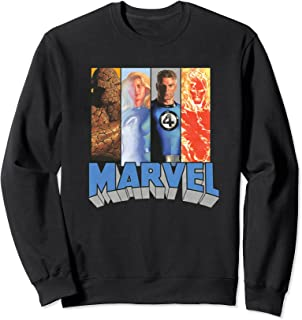 Marvel Fantastic Four Super Heroes The Timeless Collection Sweatshirt