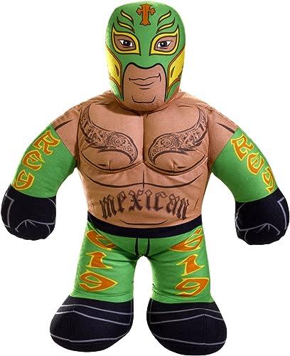 WWE - Catch - Peluche - Copain de Catch - Rey Mysterio