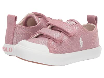 Polo Ralph Lauren Kids Kingsley EZ (Toddler) Girl