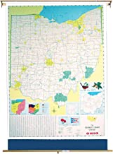 Best nystrom pull down maps Reviews