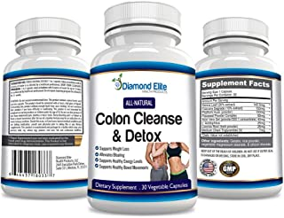 colon cleanse detox by Diamond Elite Health Products