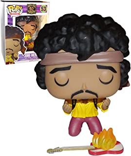 Funko Pop Rocks: Music - Jimi Hendrix Monterey Pop! - Exclusive