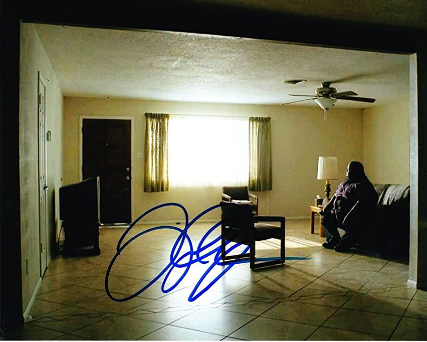 LAVELL CRAWFORD SIGNED 8X10 PHOTO BREAKING BAD HUELL AUTOGRAPH INSCRIPTION COA D