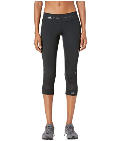 adidas by Stella McCartney Performance Essentials 3/4 Tights EA2207 (Black) Women