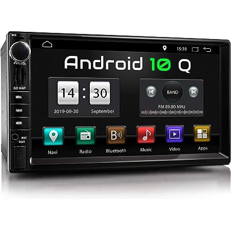Xomax Xm Vrsu713bt Autoradio Moniceiver Mit 18 Cm 7 Touchscreen Display Bluetooth Freisprecheinrichtung Und Musikwiedergabe Via A2dp Usb Anschluss Bis 32 Gb Sd Karten Slot Bis 32 Gb Für