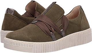 Gabor 23.333.12 Grey Suede Lace Sneaker