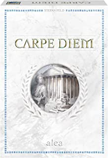 Ravensburger Carpe Diem - Strategy Board Games for Adults & Kids Age 10 Years Up