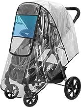 Stroller Rain Cover Universal,Baby Travel Weather Shield, Rain Cover for Stroller, Jogging Stroller Rain Cover, Pushchairs...